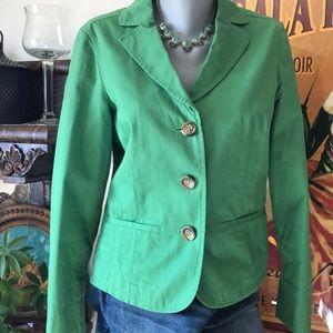Stylish L.L. Bean blazer